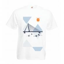 Rotterdam T-shirt by Lisa en Roos KNRB - Merchandise kleding